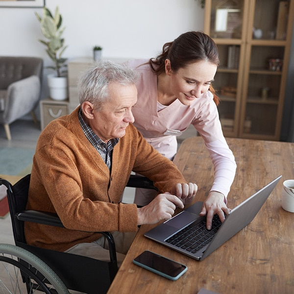 24-Hour Home Care in St. Louis MO by All Family Care