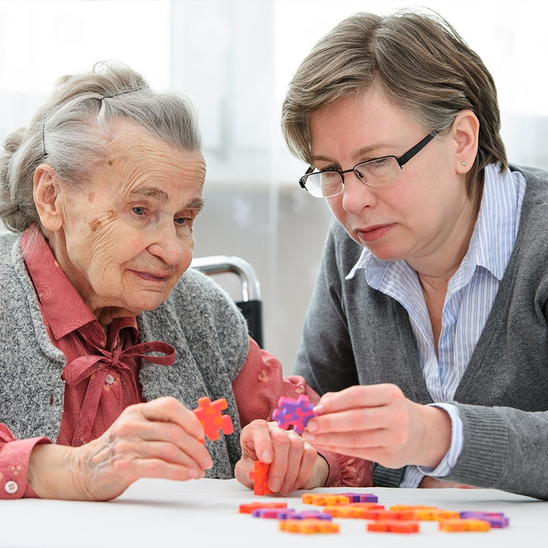 The most complete Alzheimer's Home Care in St. Louis, MO via All Family Care. Talk to us today about dementia care challenges. We can help.