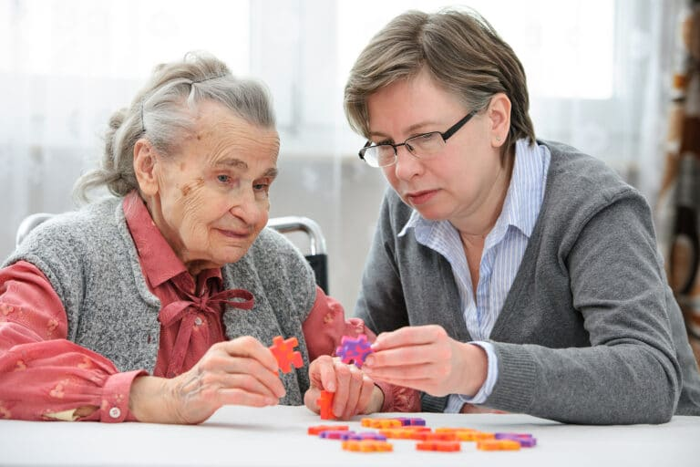 Alzheimer's Home Care in St. Louis MO By All Family Care