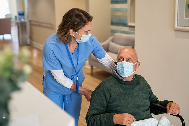 Home Care in St Louis MO by All Family Care